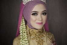 Sofi's Wedding by Dian Salon