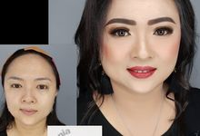 MOM OF THE BRIDE MAKEUP  (MORNING &NIGHT LOOK) by Eugenia Makeup Art