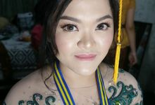 Graduation Makeup by Desy Lestari Makeup