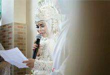 ADE & ROBBY by Concetta Wedding Organizer