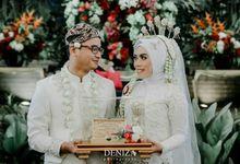 CITRA & HANIF by Concetta Wedding Organizer
