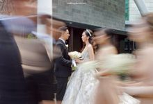 The Wedding Of Kevin & Airin by FIVE Seasons WO