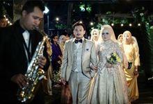 AZKYA & LUCKY by Concetta Wedding Organizer