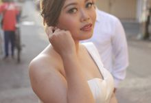 Makeup & Hairdo by ANa Bride