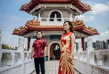 pre wedding singapore by Rosegold