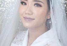 Bride Makeup - Gorgeous Look by Rosenmakeup