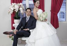 Prewedding Of Terry & Marsya Gusman by ChrisYen wedding boutique