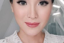 Wedding Makeup by Evlynmakeupartist