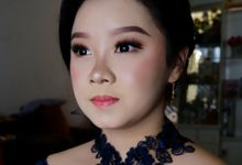 Graduation Makeup by AngeLin Bridal