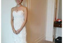 Bride XinYi ❤️ by Shino Makeup & Hairstyling