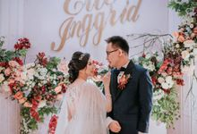 Eric & Inggrid by AmouR Wedding Planner & Organizer