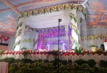 Wedding Reception Premium Decoration by FOX EVENTS