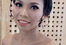 Bride Ms Linda by Yuka Makeup Artist
