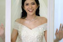 Very Beautiful Bride by D BRIDE
