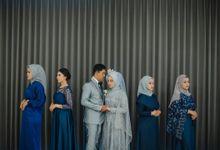 Wedding Ecy & Pinto by Zelmi Makeup