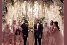 Nadia & Affan Wedding by HENRY BRILLIANTO