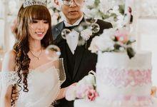 Awi & Cinthia by AmouR Wedding Planner & Organizer