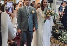 Ana & Sedat Wedding by HENRY BRILLIANTO