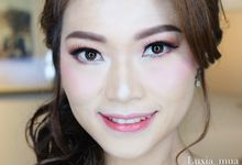 Makeup Engagement by Luxia_mua