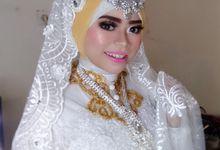 Makeup Akad Nikah Teh Neng by FitriamakeUp