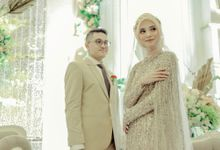 """From The wedding Of """"Tiara & Reza"""" by Nadhif Zhafran Photography"""