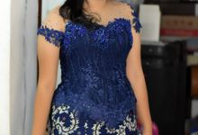 Putris' Graduation by Sissy makeup artis