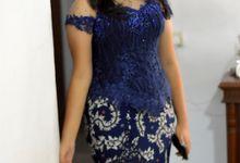 Putris' Graduation by Sissy makeup artis