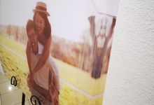 Canvas Prints for our lovely couples! by Savor Prints