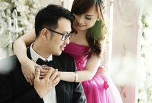 From Prewedding Melinda & Bima by D BRIDE
