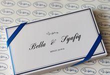Bella Syafiq by Wondrous Gift and Favor