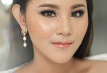 Wedding Makeup For Ms. Pingkan by Shellen Makeup Artist