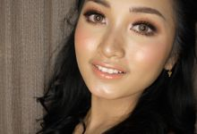 Korean Wedding Makeup Look - Ms. ABIGAEL by Nathalia Tjan Makeup