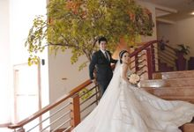 Charles & Desieta by AmouR Wedding Planner & Organizer
