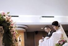 The Wedding Of Iwan&Felecia by W The Organizer