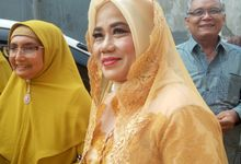 Makeup N Hijabdo For Mother N Sister Of Bride by Syifa27-Makeupart