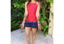 Bridal Henna Story, Rahul & Ankita by Shitara Henna Bali
