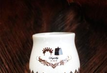 Wedding DapSip by Mug-App Wedding Souvenir