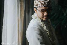 Akad Nikah Navy & Sofyan 3 Agustus 2019 by Glowy wedding organizer