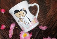 Wedding Heri&Juvita by Mug-App Wedding Souvenir