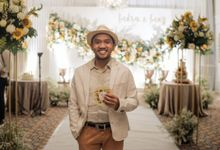 Wedding Of Indra & Inez by Upright Entertainment