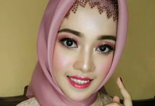 Party Make UP by Arifa Wedding Service