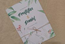 Pratistha & Daniel - Single Soft Civer Premium by Keeano Project