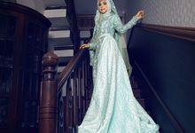 Gaun Pengantin Modern by Rira Griya Pengantin