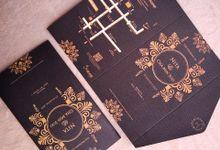 NITA & CHA MIN SOO - Soft Cover Amplop Custom by Keeano Project