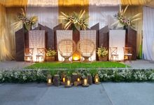 The Wedding Of Dyah & Ichsan by Kamandanu Decor
