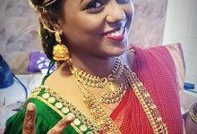 Bridal Makeup by The Beauty Portrait