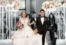The Wedding of Moreno & Fera by SIMPLY BEST TAILOR