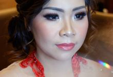Party Makeup And Hairdo For Ms. Stefany by Nike Makeup & Hairdo