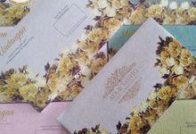 AYA & TAUFIQ (Neat Flory Luxury) by Sanggar Undangan
