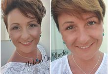 Bridal Makeup & Hair by Makeup In Rhodes
